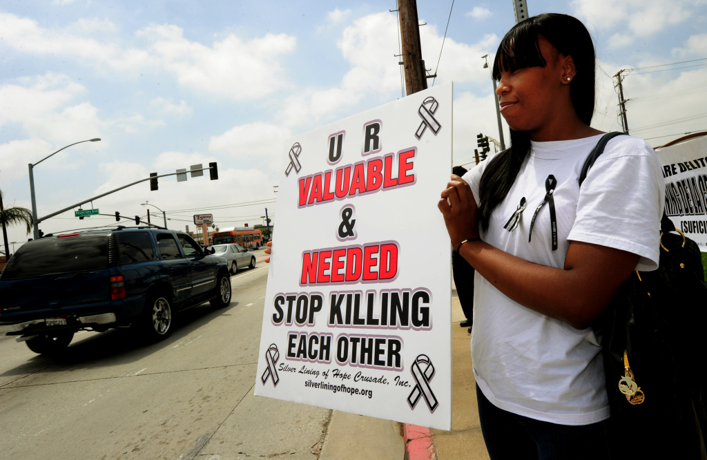 Ty'Asia Talbert who is the cousin of murdered rapper Monte