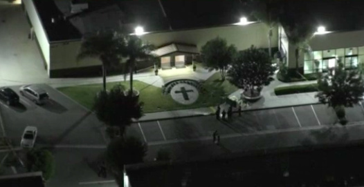 2 dead after SUV slams into people in church parking lot