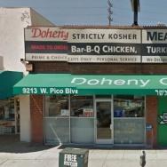 doheny glatt kosher meat market
