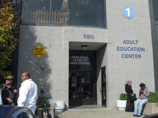 Administrators at the adult education center are concerned that the GED overhaul will make it harder for many test takers to complete the exam.