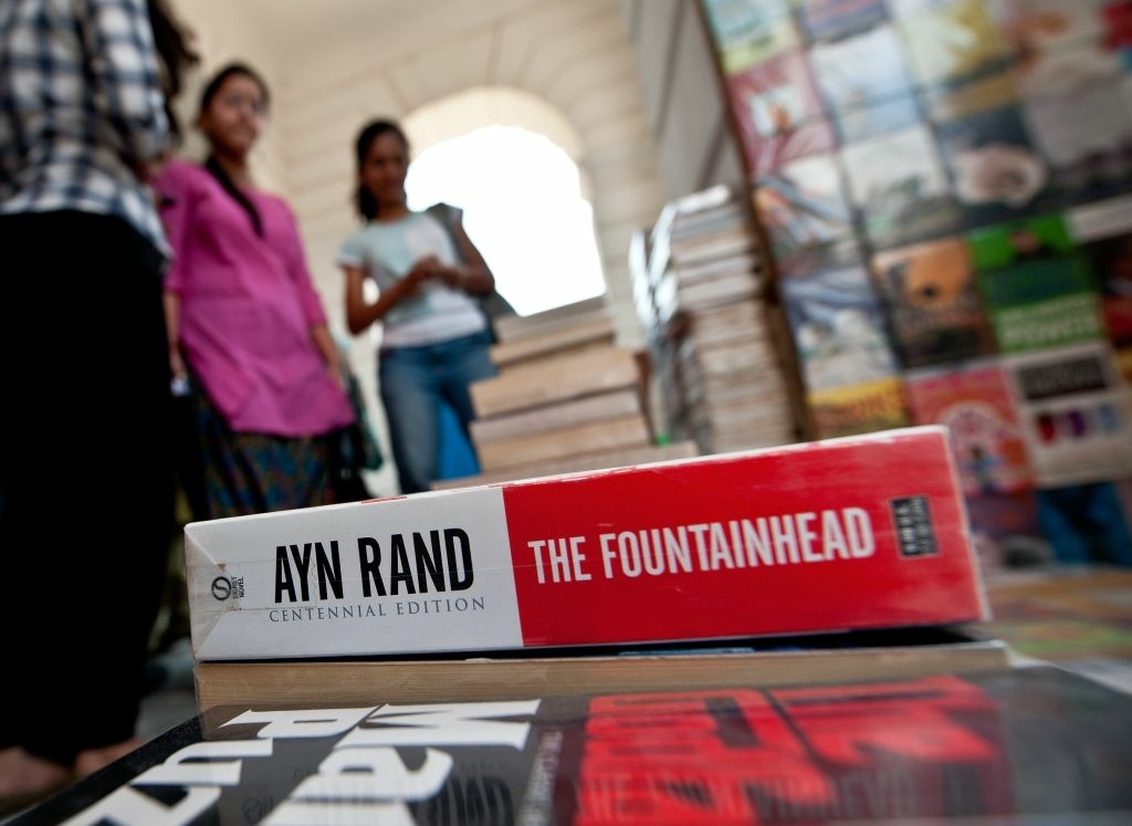Ayn Rand is a heroine to some libertarians — and at least one former bond investor in L.A.
