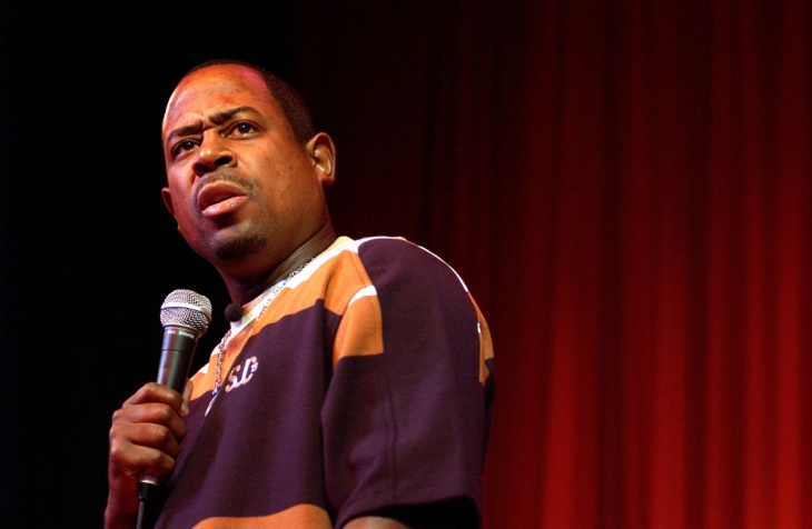 Martin Lawrence at The Comedy Store
