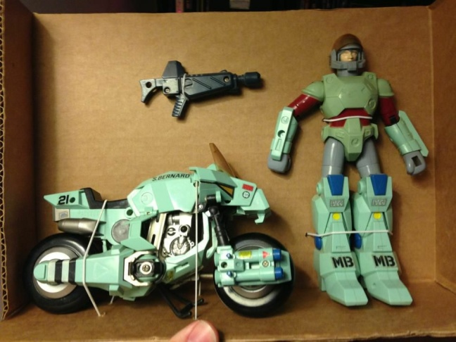 Robo Toy Fest at Pasadena Convention Center on Dec. 16, 2012.