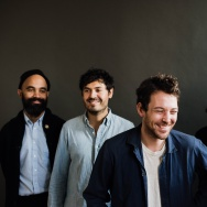 Fleet Foxes have a new record inspired by singer Robin Pecknold's (center) time away from music.