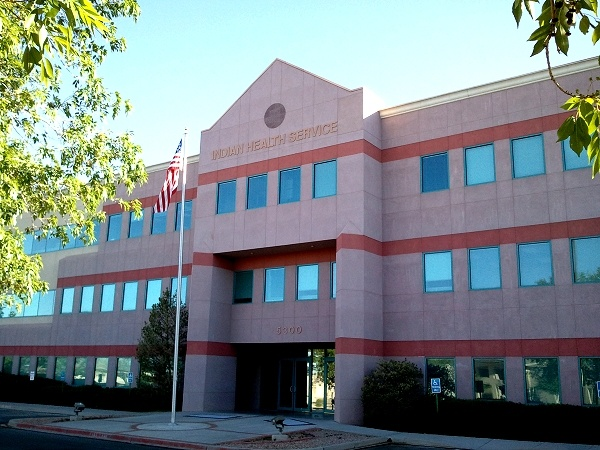 IHS Albuquerque Area Headquarters.