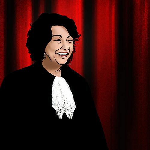 U.S. Supreme Court Justice Sonia Sotomayor