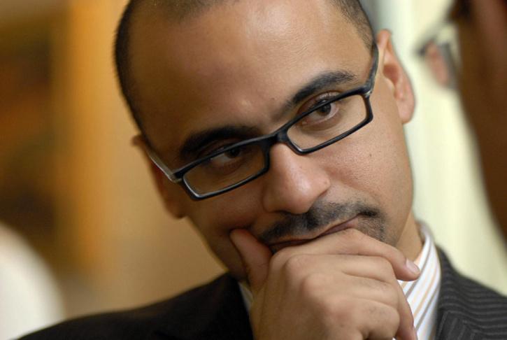 Dominican MIT professor Junot Diaz, winn
