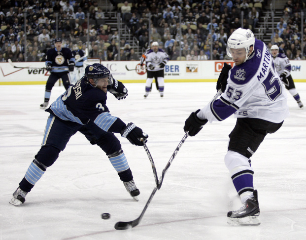 Los Angeles Kings v Pittsburgh Penguins