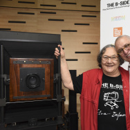 "Photographer Elsa Dorfman is the subject of the documentary ""The B-Side"" by filmmaker Errol Morris."