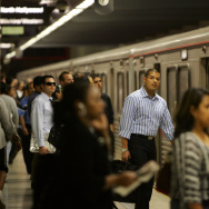 Record High Gas Prices Turn More Commuters Toward Metro Rail