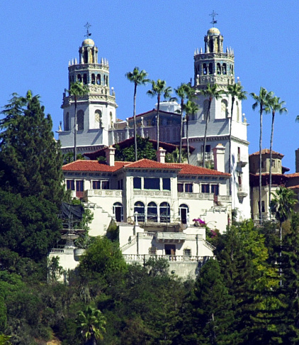 Citizen Kane Hearst Castle