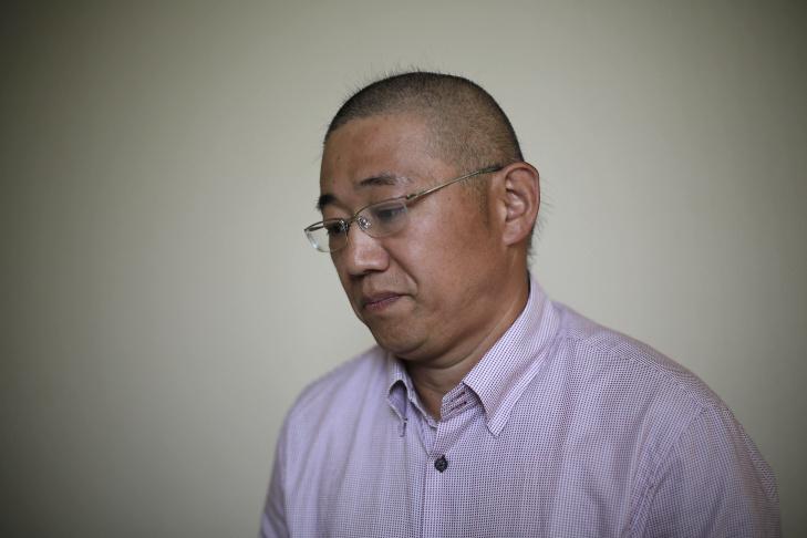 APTOPIX North Korea Detained Americans