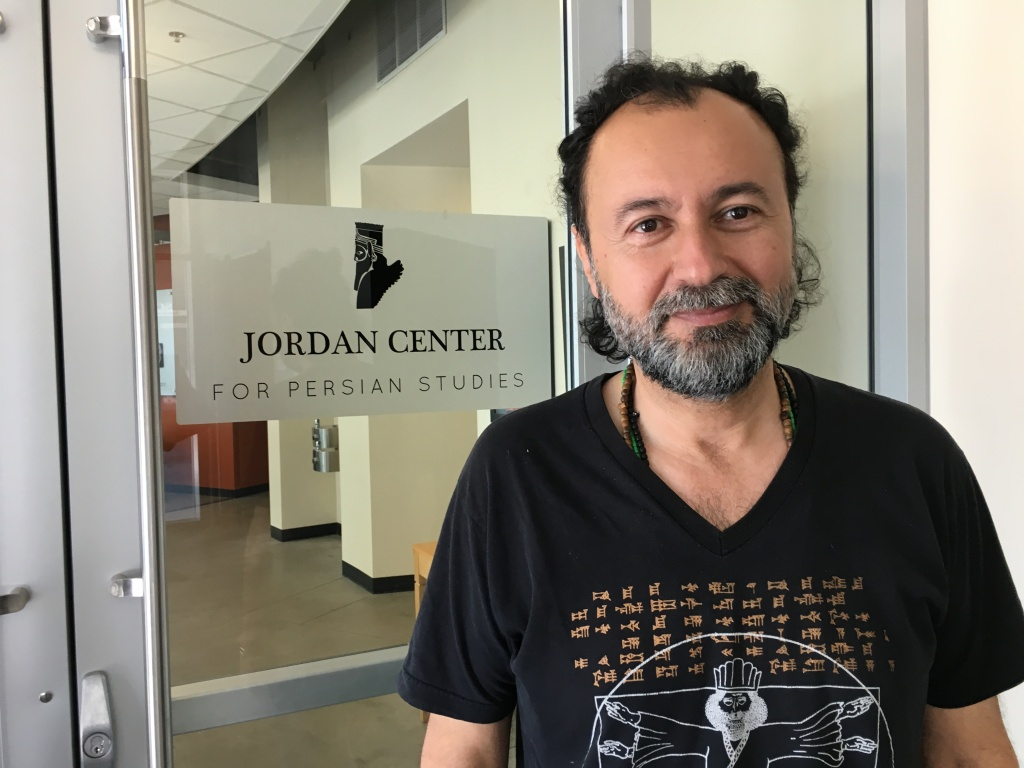 UC Irvine Professor Touraj Dayaree is also president of the Association for Iranian Studies.