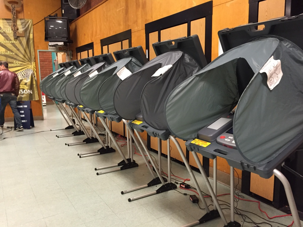 Election polling centers on Tuesday, Jan. 27 for the Orange County First District Supervisor special election were fairly quiet. About three percent of registered voters in the district cast precinct ballots, according to the O.C. Registrar of Voter's office.