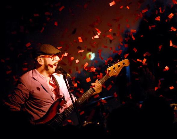 Tim Nordwind of OK GO
