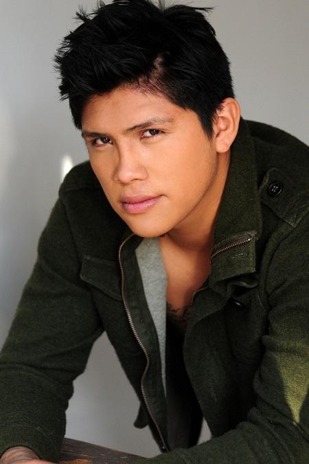 Johnny Ortiz has starred in ABC's