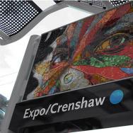 expo line public art