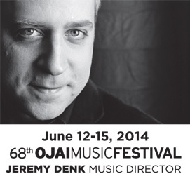 Ojai Music Festival 2014
