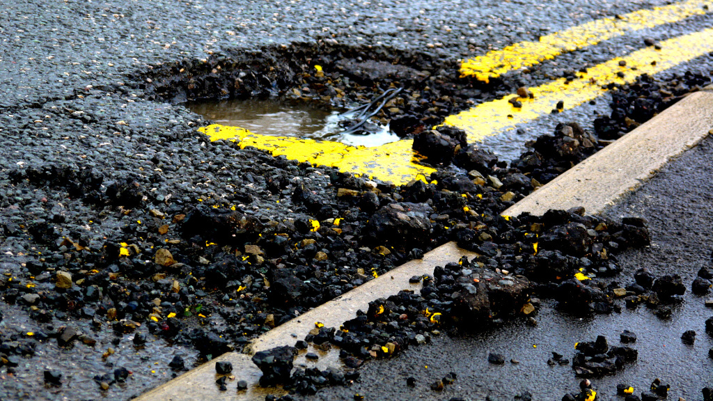 A proposed addition to sales tax would go toward repairing roads in Los Angeles.