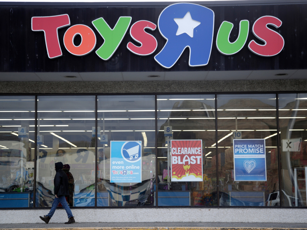 Prompted by layoffs of thousands of Toys R Us employees, New Jersey's governor this week signed into law measures providing extra protections for workers.