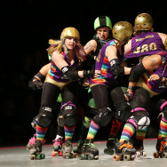 Sydney Roller Derby - Behind The Scenes