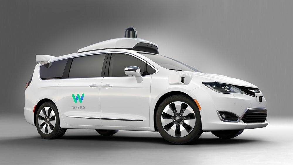 Waymo, Google's self-driving car spinoff, will begin offering completely driver-free rides in Phoenix as part of its Waymo Transportation Service. It may also branch out with trucking.