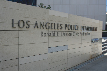 The City of Los Angeles is footing the bill for nine LAPD officers to work full-time for the department's union.