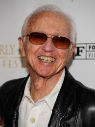 Cinematographer Haskell Wexler arrives at the Clarity Theater for the 9th annual Beverly Hills Film Festival opening night gala on April 1, 2009 in Beverly Hills, California