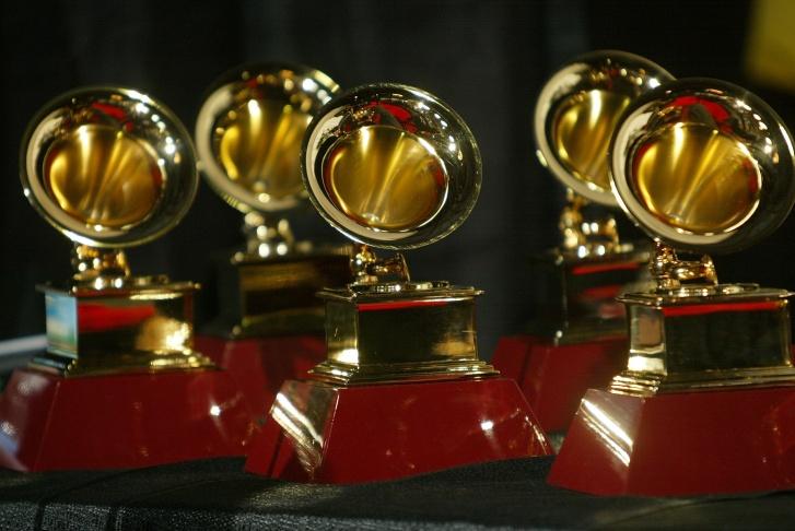Grammy Award Statues