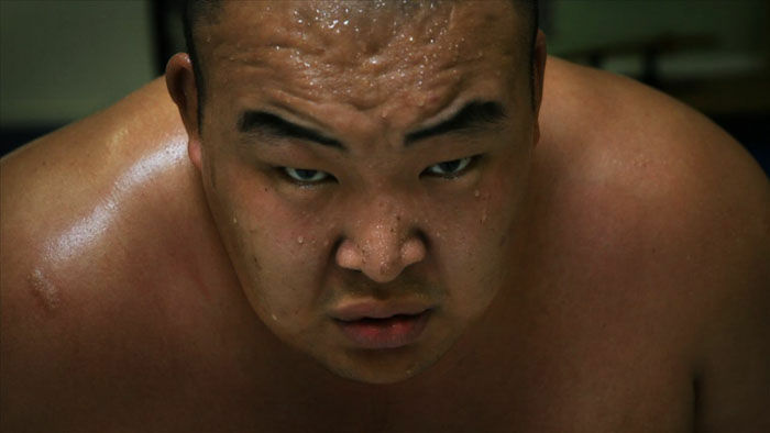 A three-time world sumo champion brings his game face to Hollywood.