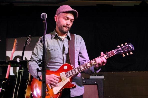 Singer-songwriter Ben Watt