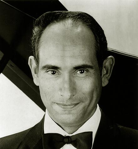 Pianist Charles Fierro