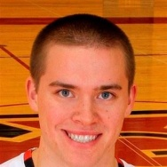 Grinell College guard Jack Taylor