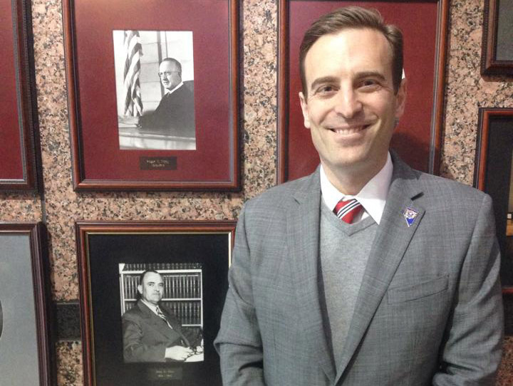 Adam Laxalt, candidate for the Nevada Attorney General seat.