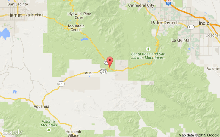 Anza Fire 3 Firefighters Injured Highway Closed In Riverside