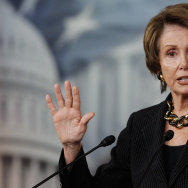 Nancy Pelosi Holds Her Weekly Briefing