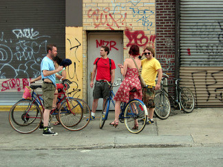 Cyclists in the City: The 2-wheeled army demands its rights!