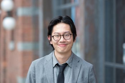 Nick Quah, host of