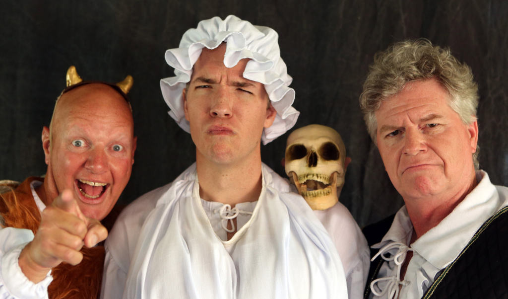 The Reduced Shakespeare Company's latest show is