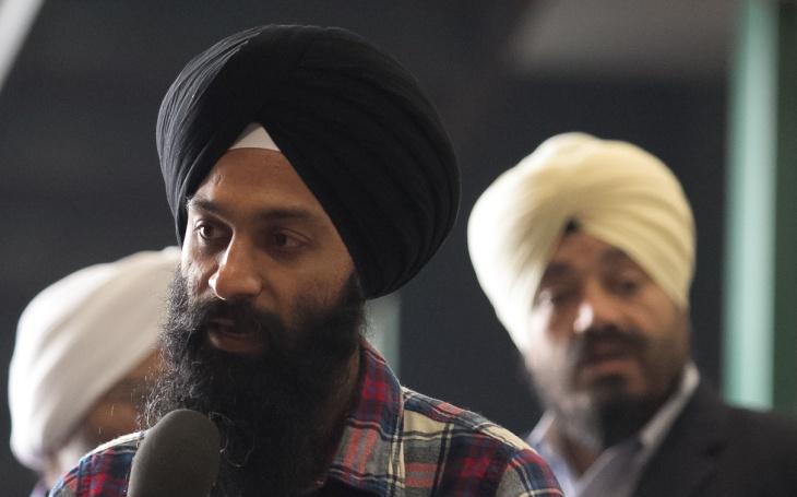 Sikh float