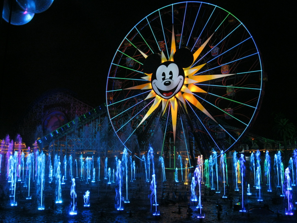 A theme park industry report credits Disney California Adventure's