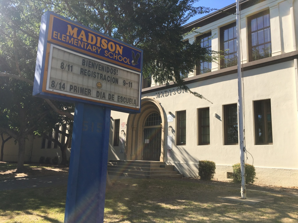 A parent and a guardian of students at Madison Elementary School in Pasadena have filed a lawsuit, saying the then-principal of the school allegedly threatened to report them to immigration officials.