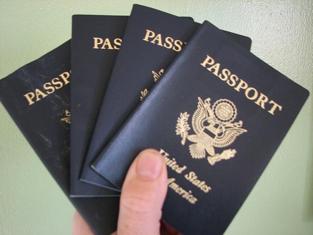 Family passports