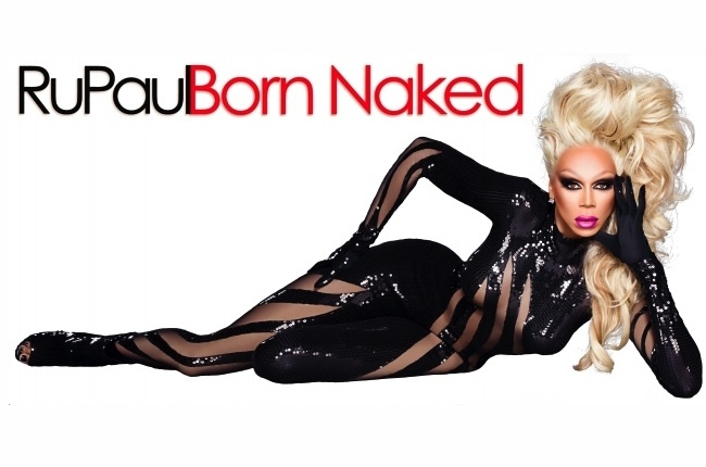 Cover of RuPaul's album