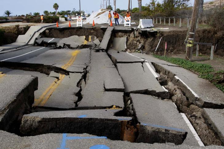 LA Landslide