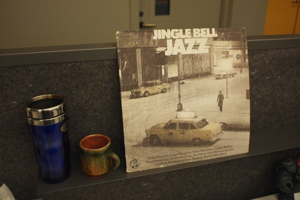 Peter Senshoel's album of the week: Jingle Bell Jazz