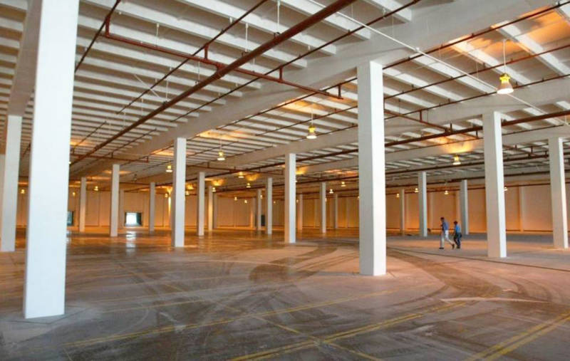 Oakland dispensary owner Keith Stephenson is hoping to turn this 1-million-square-foot former tire plant in Hanford into one of the biggest medical marijuana operations in the state.