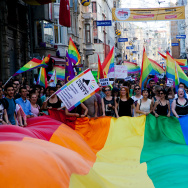 TURKEY-UNREST-POLITICS-GAY-RIGHTS