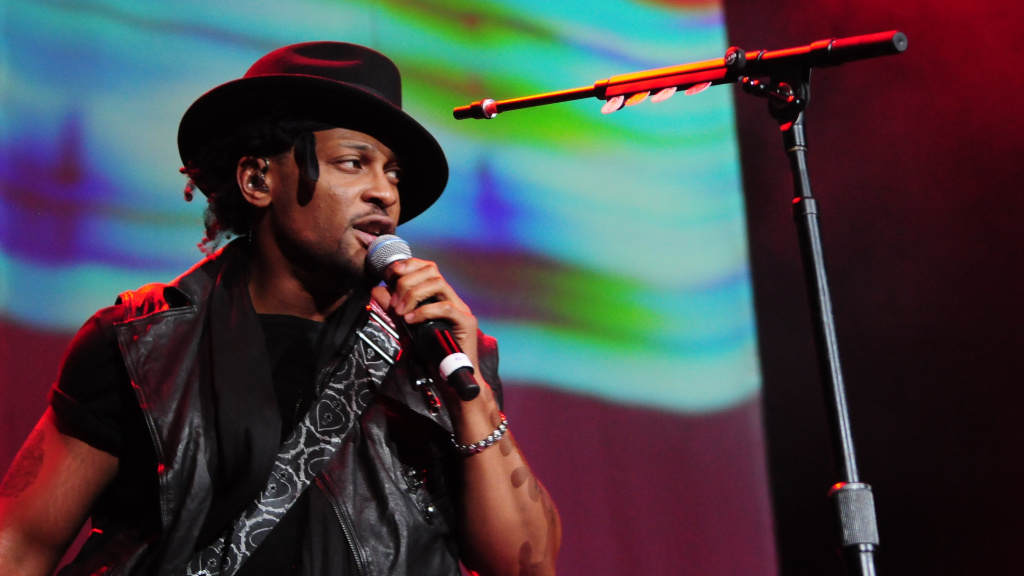 D'Angelo has just released his first album in 15 years,