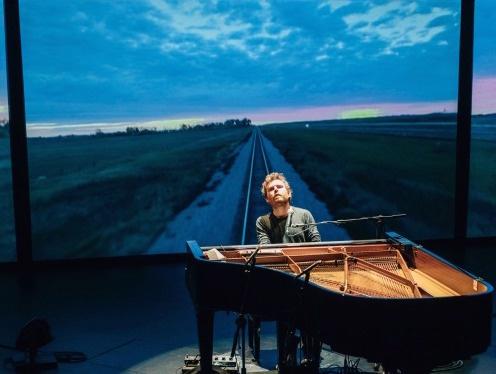 Gabriel Kahane performs